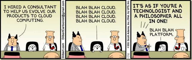 humor  cloud computing  dilbert   u2013 texasswede